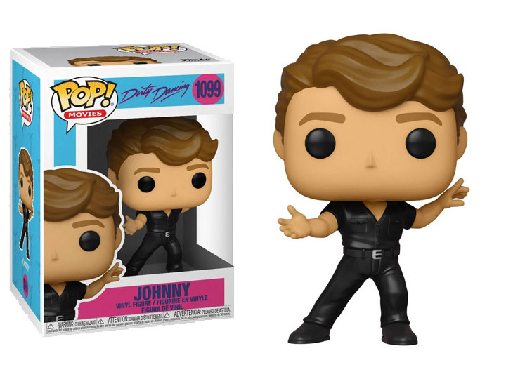 PRÉ VENDA: Funko Pop! Johnny Final Dance - Finale: Dirty Dancing - Ritmo Quente #1099 - Funko