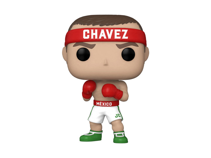 PRÉ VENDA: Funko Pop! Julio César Chávez: Boxing Sports - Funko