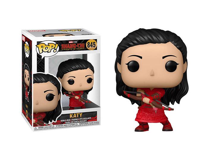 PRÉ VENDA: Funko Pop! Katy: Shang-Chi e a Lenda dos Dez Anéis #845 Marvel - Funko