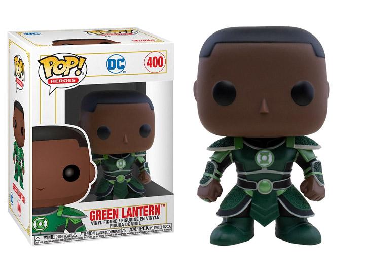 PRÉ VENDA: Funko Pop! Lanterna Verde Green Lantern: Imperial Palace DC Heroes #400 - Funko