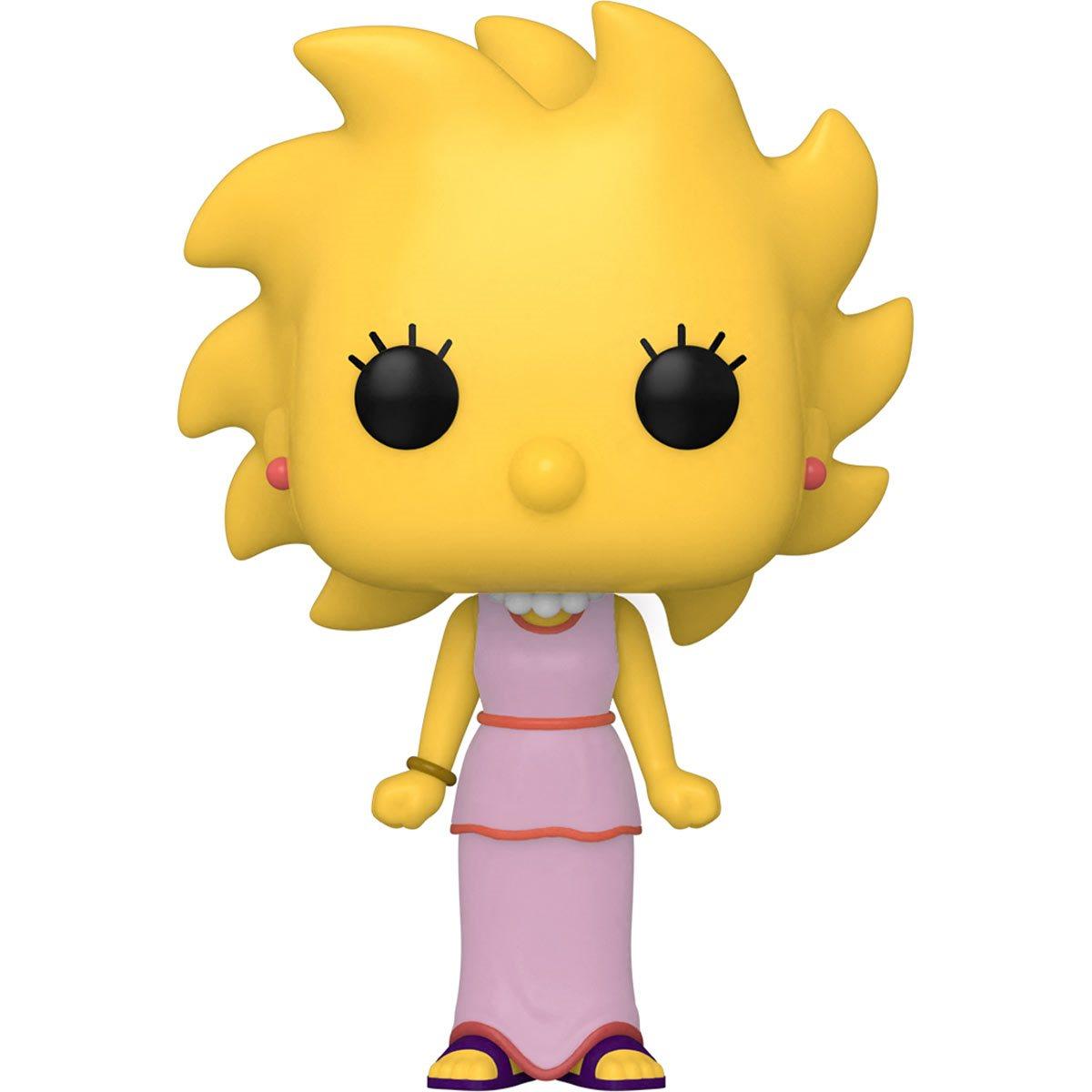 PRÉ VENDA: Funko Pop! Lisandra Lisa: Os Simpsons - Funko