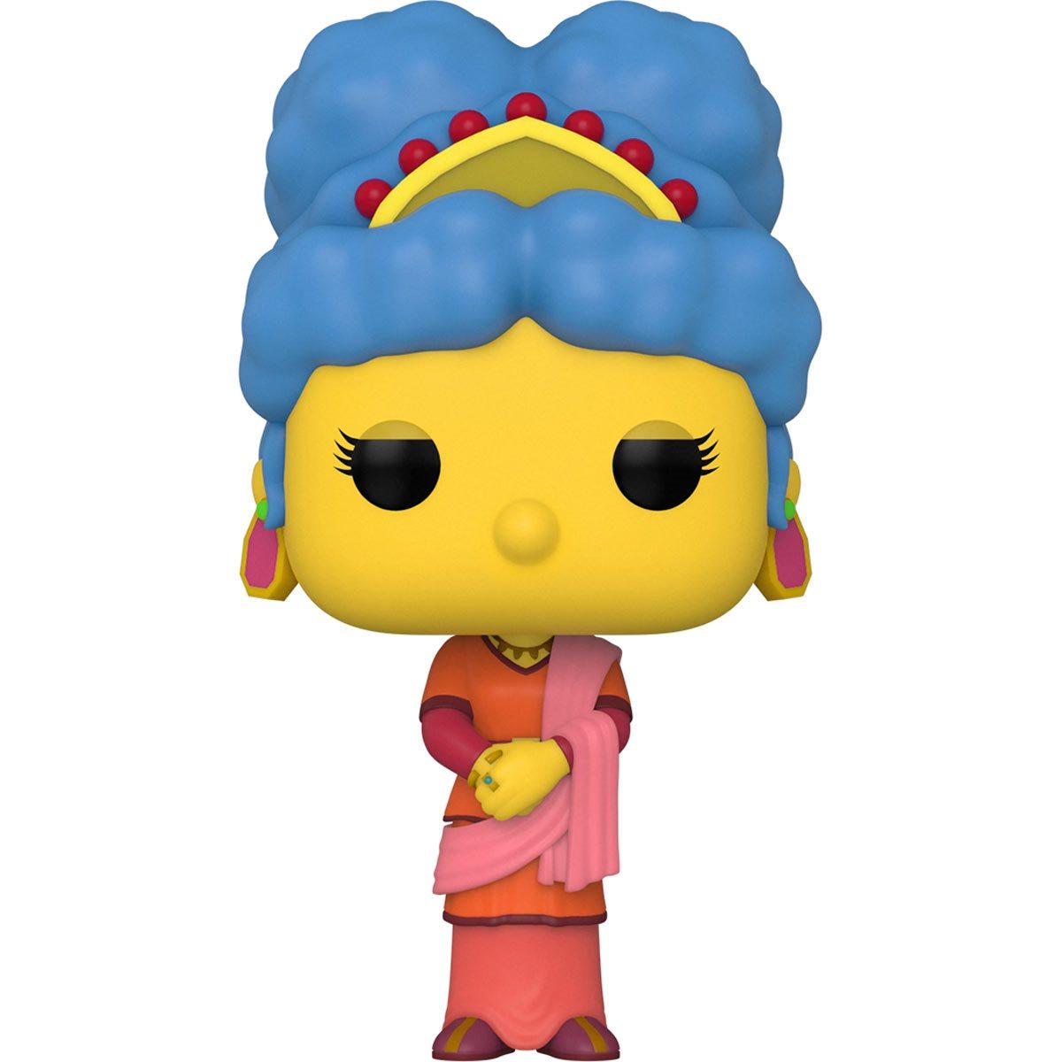PRÉ VENDA: Funko Pop! Marjora Marge: Os Simpsons - Funko