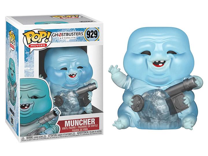 PRÉ VENDA: Funko Pop! Muncher: Caça - Fantasma Ghostbusters - Mais Além Ghostbuster - Afterlife #929 - Funko