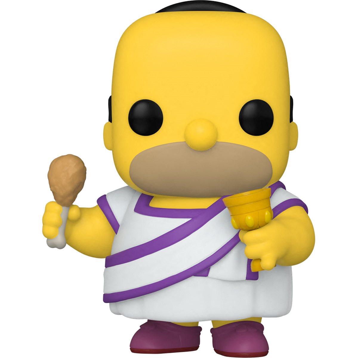 PRÉ VENDA: Funko Pop! Obeseus Homer: Os Simpsons - Funko