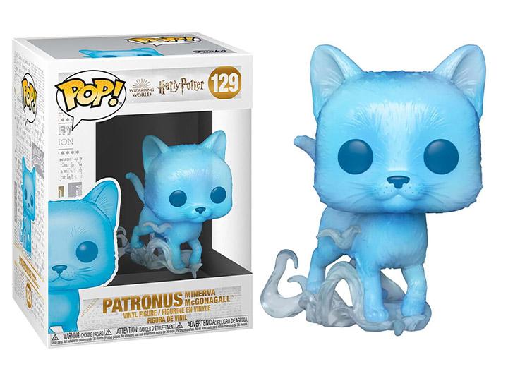 Funko Pop! Patronus Minerva McGonagall: Harry Potter #129 - Funko
