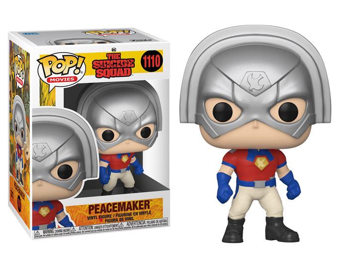 PRÉ VENDA: Funko Pop! Pacificador Peacemaker: O Esquadrão Suicida The Suicide Squad DC Comics #1110 - Funko