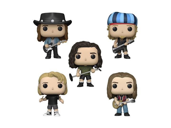 PRÉ VENDA: Funko Pop! Pearl Jam: Rocks Five-Pack - Funko