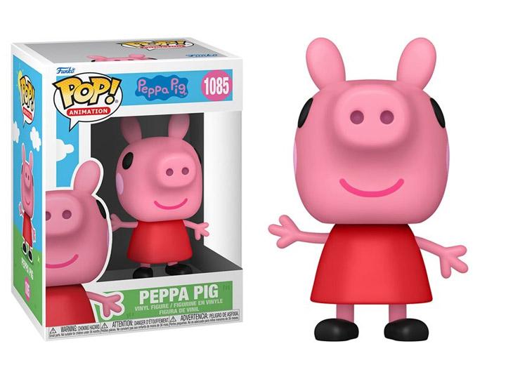 PRÉ VENDA: Funko Pop! Peppa: Peppa Pig #1085 - Funko