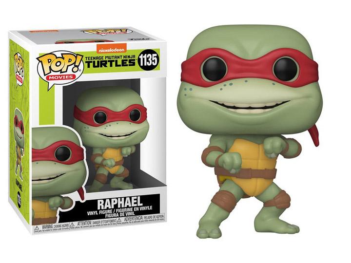 PRÉ VENDA: Funko Pop! Raphael: As Tartarugas Ninja II: O Segredo de Ooze  #1135 - Funko