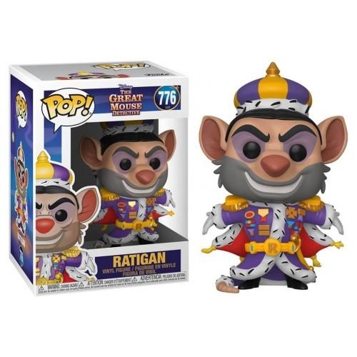 PRÉ VENDA: Funko Pop! Ratigan: As Peripécias do Ratinho Detetive (The Great Mouse) - Funko