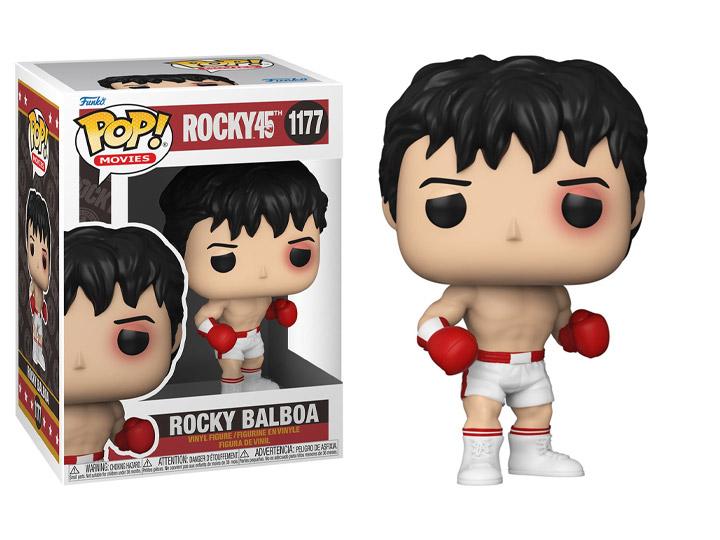 PRÉ VENDA: Funko Pop! Rocky Balboa: Rocky45  Aniversario 45 Anos #1177 - Funko