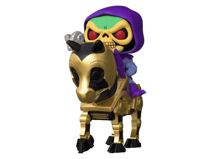 PRÉ VENDA: Funko Pop! Skeletor on Night Stalker: Masters of the Universe #278 - Funko