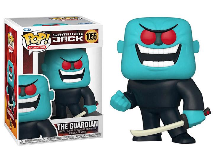 PRÉ VENDA: Funko Pop! The Guardian: Samurai Jack Animation Cartoon Network #1055 - Funko