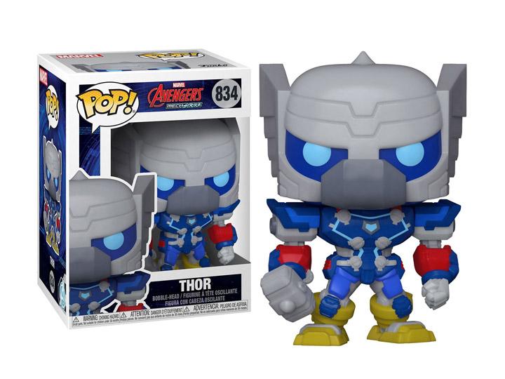 Funko Pop! Thor Robô: Avengers Mach Strike #834 Marvel - Funko