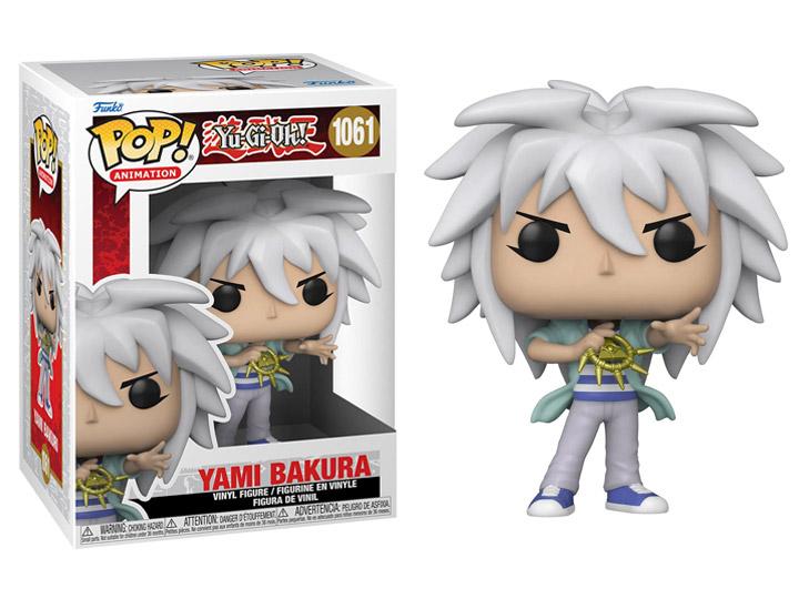 PRÉ VENDA: Funko Pop! Yami Bakura: Yu-Gi-oh!  #1061 - Funko