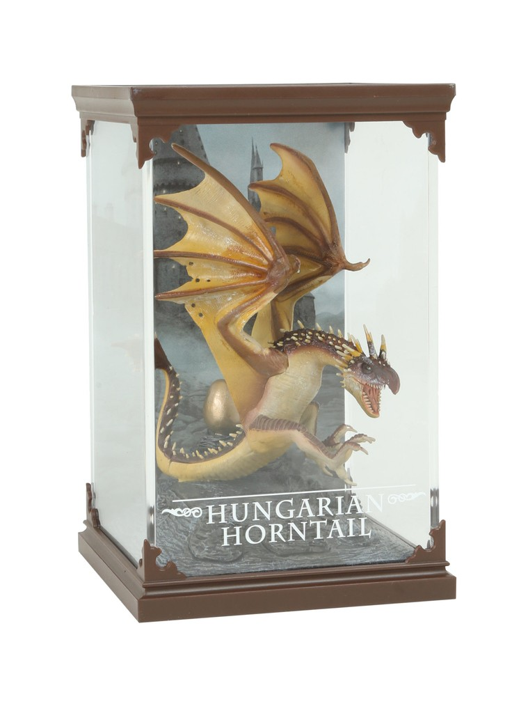 Estátua Hungarian Horntail: Harry Potter Magical Creatures - Noble Collection