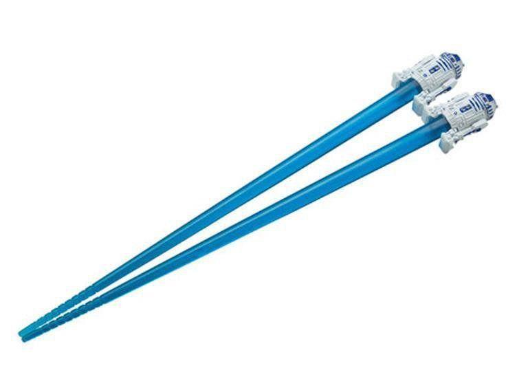 PRÉ VENDA: Hashi R2-D2 Chopsticks: Star Wars Episódio IV: Uma Nova Esperança - Kotobukiya