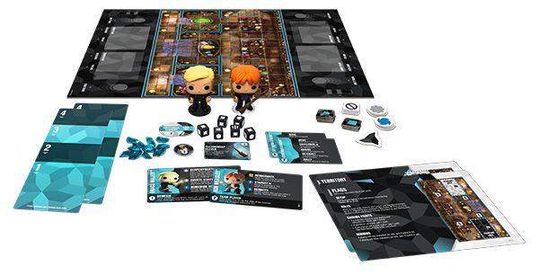 Funko PRÉ-VENDA Jogo de Tabuleiro (Board Games): Harry Potter 101 Strategy Game Expandalone - Funko