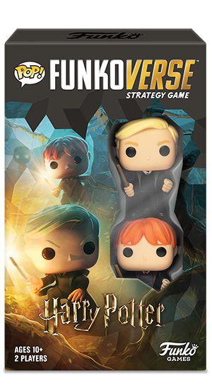 PRÉ-VENDA Jogo de Tabuleiro (Board Games): Harry Potter 101 Strategy Game Expandalone - Funko