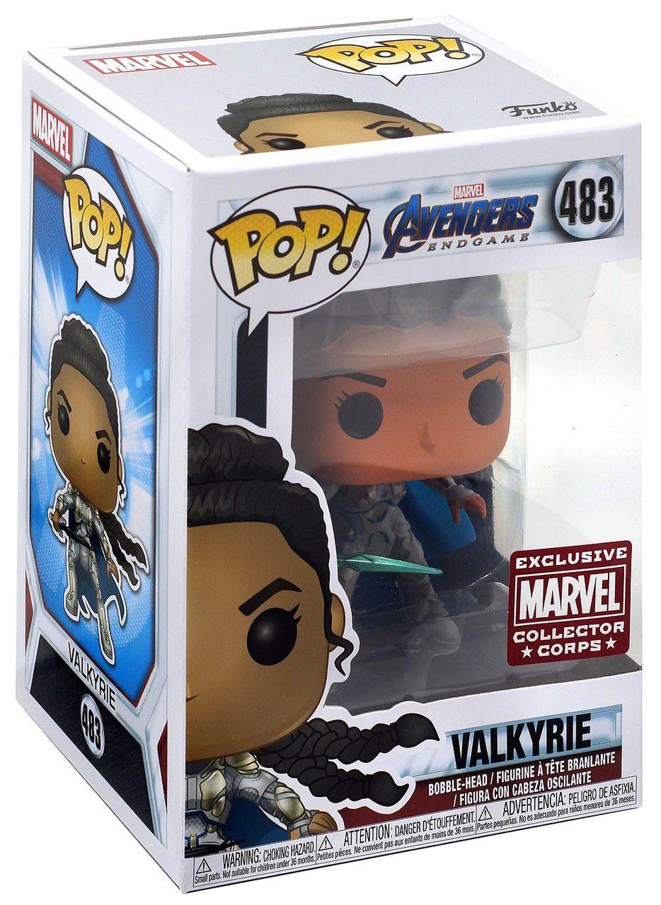 PRÉ VENDA: Kit Exclusivo Pop! Funko Collector Corps Marvel: Vingadores Ultimato (Avengers Endgame) - Funko