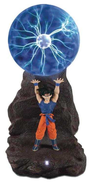PRÉ VENDA: Luminária de Plasma Goku (Genki Dama): Dragon Ball Z