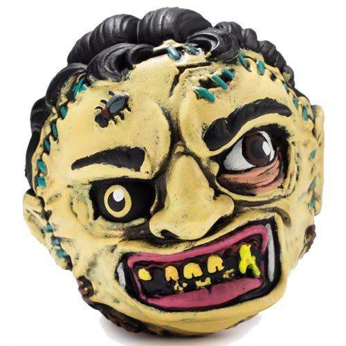 PRÉ VENDA: Madballs Leatherface: Horrorball - KidRobot