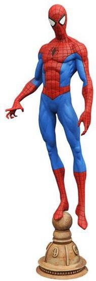 Estátua Homem-Aranha (The Amazing Spider-Man): Marvel Gallery - Diamond Select