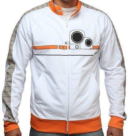 Moletom BB-8 (Branco): Star Wars - ThinkGeek