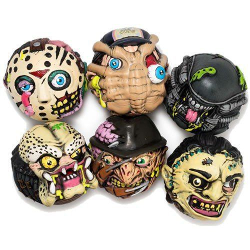 PRÉ VENDA: Pack Madballs: Horrorball Set ( 6 Peças) - KidRobot