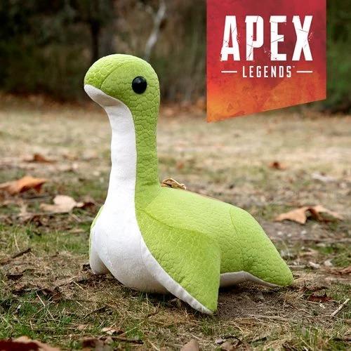 PRÉ VENDA: Pelúcia Nessie Apex Legends  Legends Change The Game 30 cm Médio