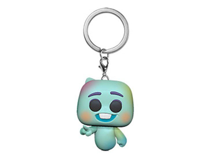 PRÉ VENDA: Pocket Pop Keychains (Chaveiro) 22: Soul (Disney) - Funko