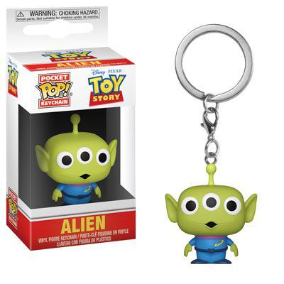 PRÉ VENDA: Pocket Pop Keychains (Chaveiro) Alien: Toy Story - Funko