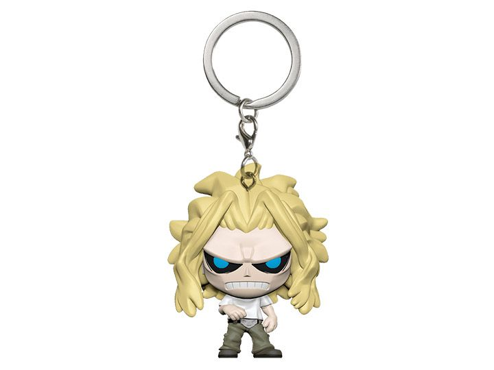 PRÉ VENDA: Pocket Pop Keychains (Chaveiro) All Might (Weakened): Boku no Hero Academia (My Hero Academia) - Funko