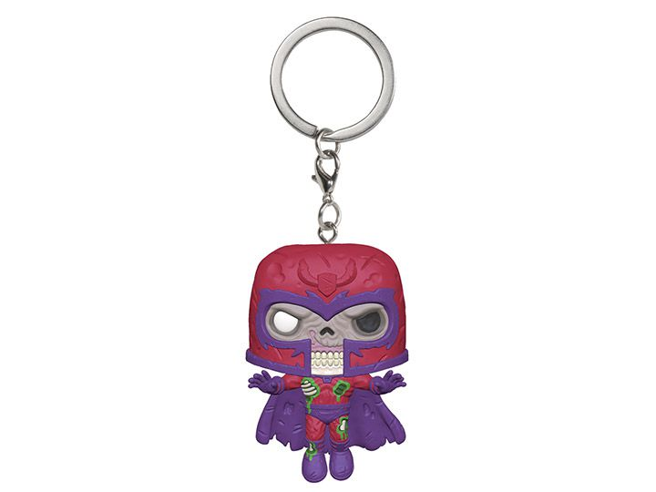 PRÉ VENDA: Pocket Pop Keychains (Chaveiro) Magneto: Marvel Zombies - Funko