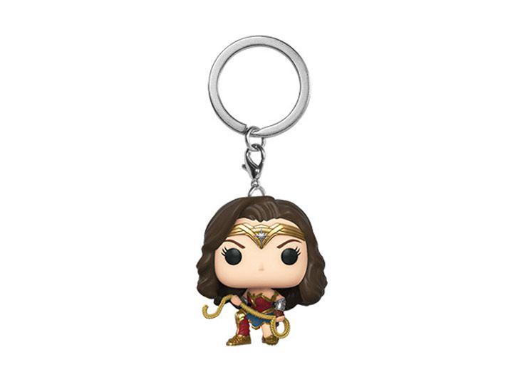 PRÉ VENDA: Pocket Pop Keychains (Chaveiro) Mulher-Maravilha: Mulher-Maravilha 1984 (Wonder Woman 1984) - Funko