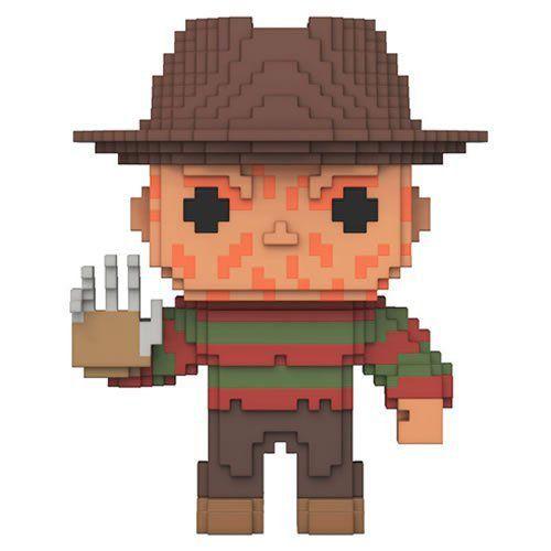 PRÉ VENDA: Funko Pop 8-Bit Horror: Freddy Krueger #22 - Funko