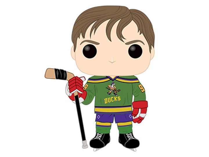 PRÉ VENDA: Funko Pop! Adam Banks: The Mighty Ducks (Disney) - Funko