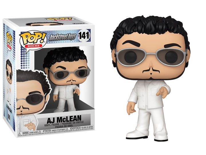 Funko Pop! AJ McLean: Backstreet Boys #141 - Funko