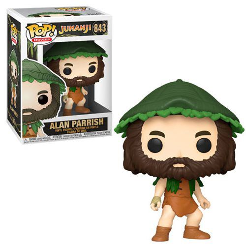 Funko Pop! Alan Parrish: Jumanji #843 - Funko