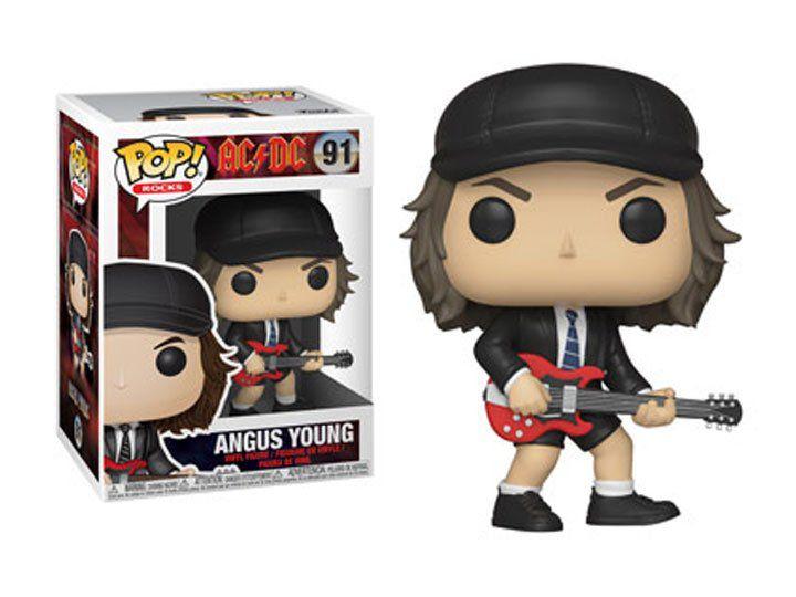Funko Pop! Angus Young: AC/DC #91 - Funko