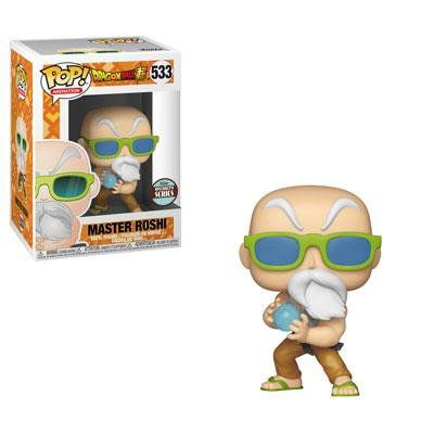 Funko Pop! Dragonball Z Animation Master Roshi: DBS Specialty Series #533 - Funko