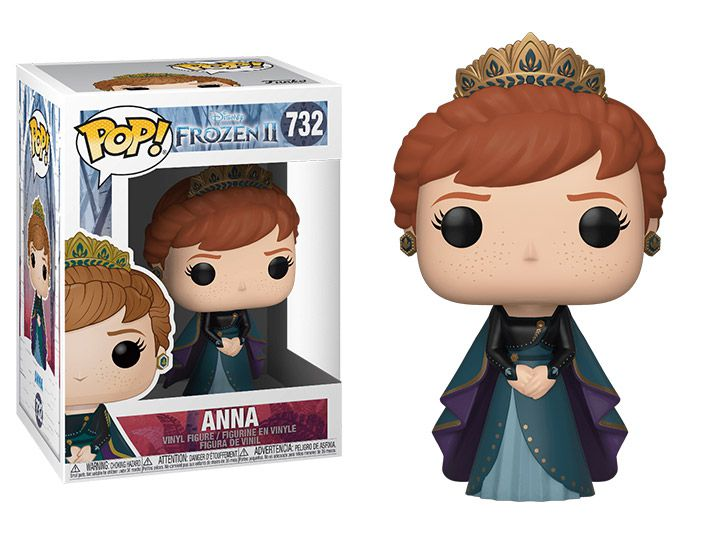 Funko Pop! Anna (Epilogue Dress): Frozen II (Disney) #732 - Funko
