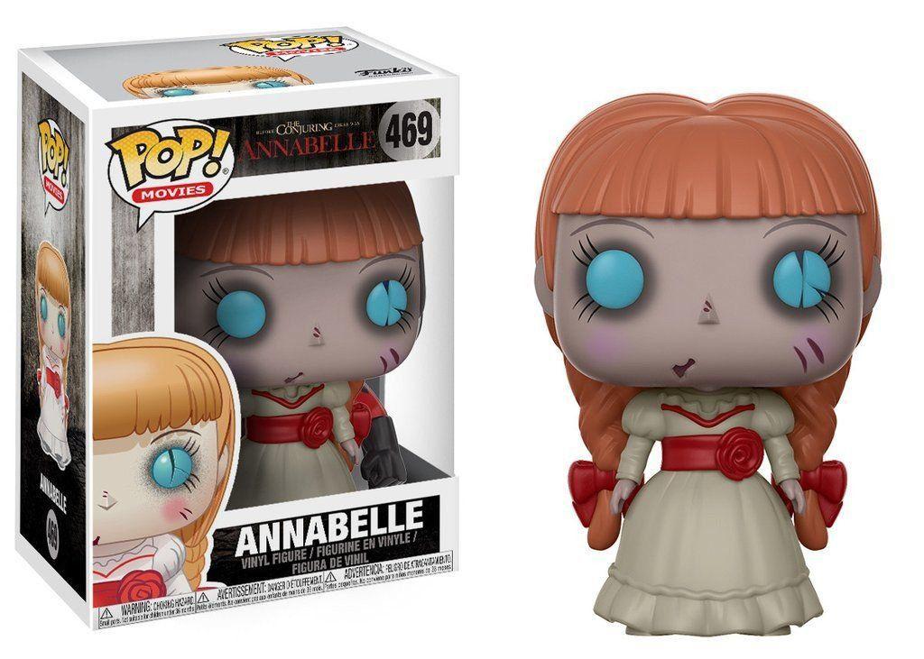 Funko Pop Annabelle: Filme #469 - Funko