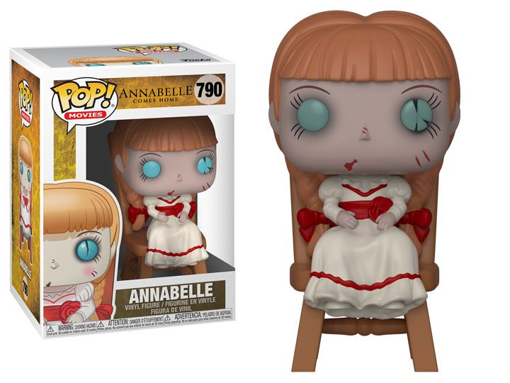 Funko Pop! Annabelle (in Chair): Annabelle #790 - Funko