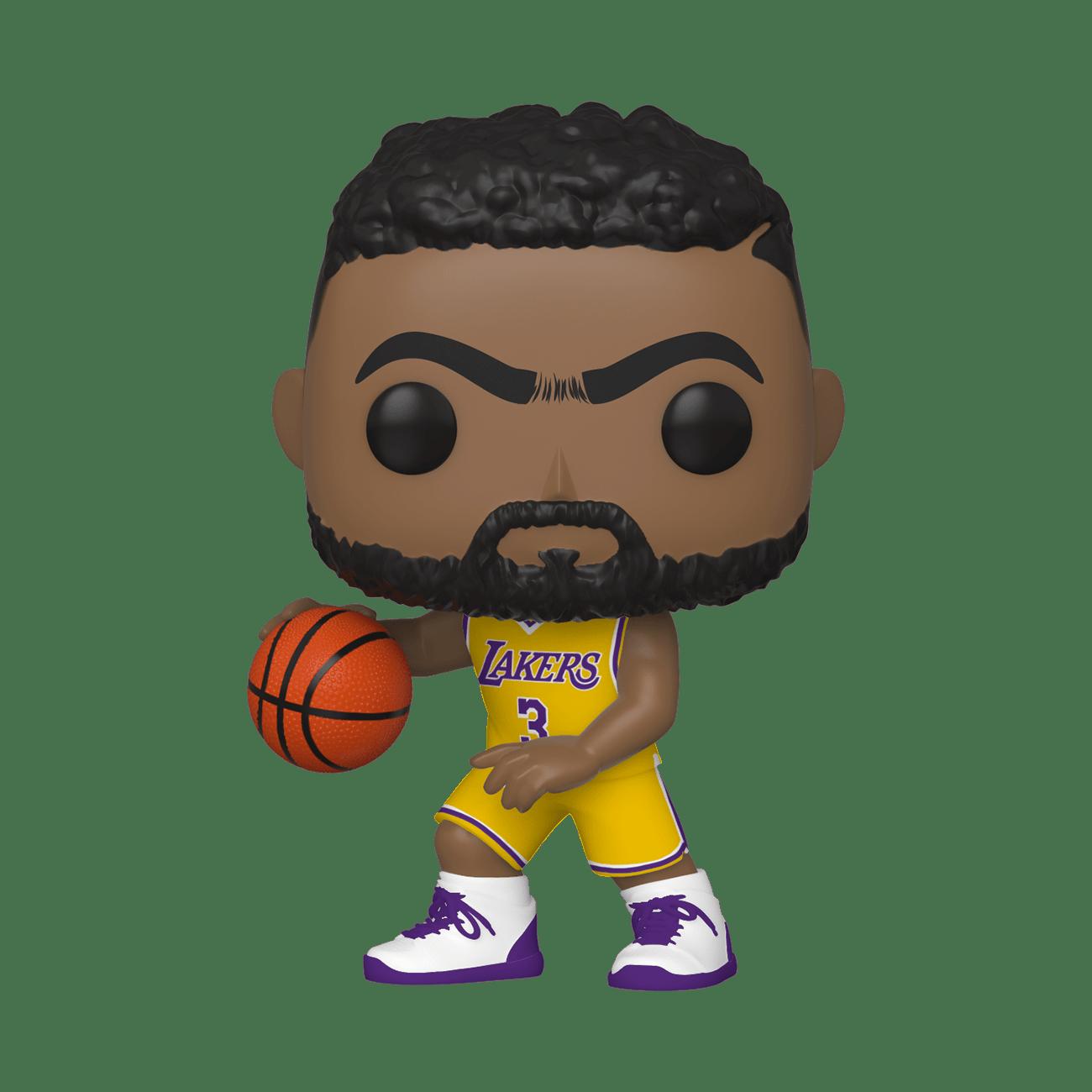 Funko Pop! Anthony Davis: Los Angeles Lakers (NBA) #65- Funko