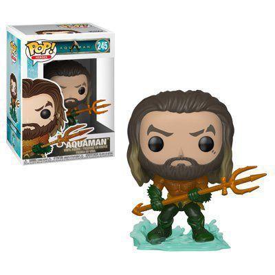 Funko Pop! Aquaman: Aquaman #245 - Funko