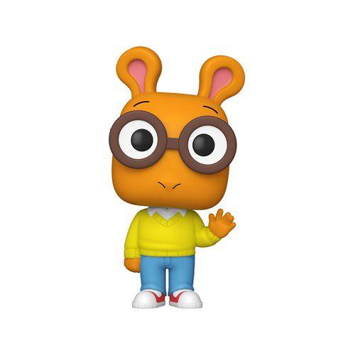 PRÉ VENDA: Funko Pop! Arthur Read: Arthur - Funko
