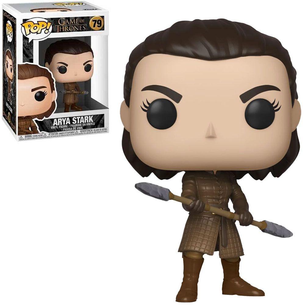 Funko Pop! Arya Stark: Game Of Thrones #79 - Funko
