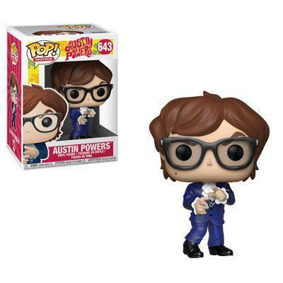 Funko Pop! Austin Powers: Austin Powers #643 - Funko