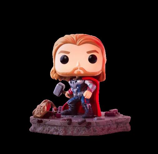 PRÉ VENDA: Funko Pop! Avengers Thor: Os Vingadores Thor #587: Marvel - Funko